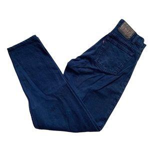 Vintage 90s Levi's 560 Loose Fit Tapered Leg High Waisted Jeans | VTG Mom Jeans